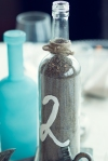 Lasting Events- mix of glass bottles for style shoot
