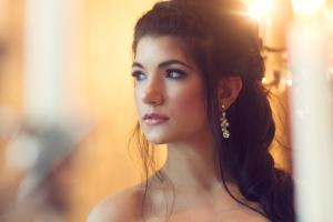 Lasting Events- bridal makeup details