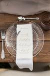 Lasting Events- vineyard wedding menu