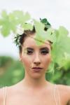 Lasting Events- bride in Niagara vines