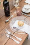 Lasting Events- Harvest tablescape with mini pie