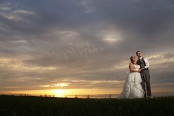 Lucy & Curtis- Konzelmann Winery- September